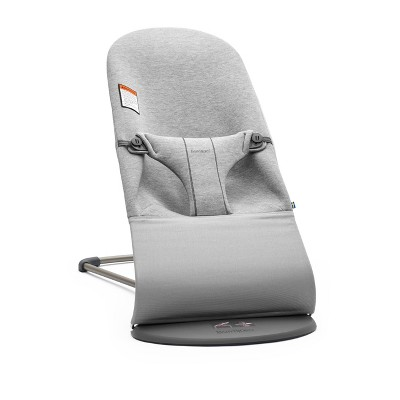 BABYBJRN Bouncer Bliss 3D Jersey - Light Gray