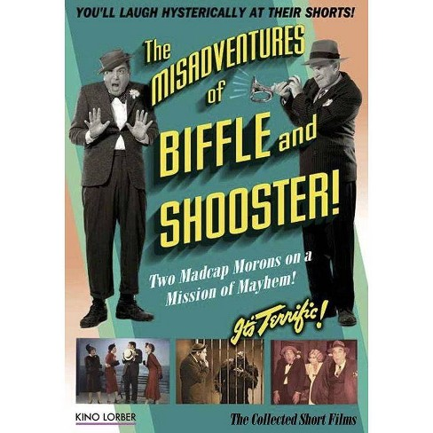The Misadventures of Biffle & Shooster (DVD) - image 1 of 1