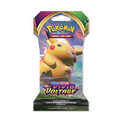 Pokemon Trading Card Game: Sword & Shield Vivid Voltage Blister