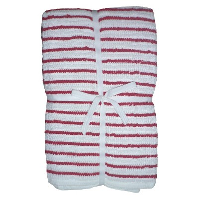 Ripe Red Stripe Bar Mop Dish Cloth (16 X18  , 4 Pk)- Room Essentials™