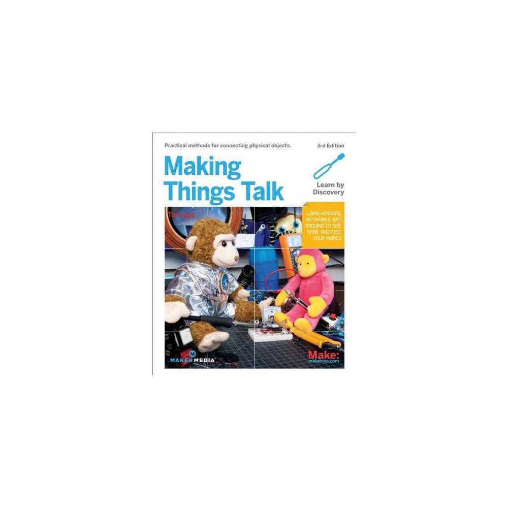 Making Things Talk (Paperback) (Tom Igoe)
