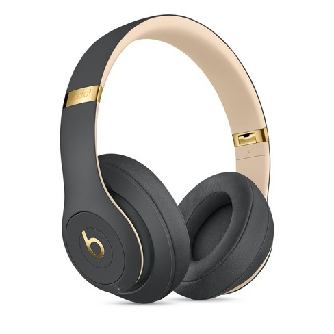 Beats Studio3 Wireless Over Ear Noise Canceling Headphones Shadow Gray Target