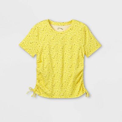 Girls' Cinch Short Sleeve T-Shirt - art class™