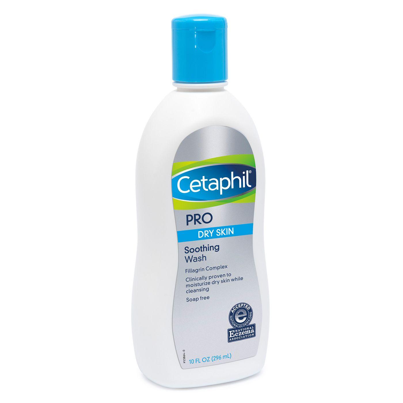 Cetaphil Restoraderm Unscented Skin Restoring Body Wash - 10 fl oz - image 1 of 8