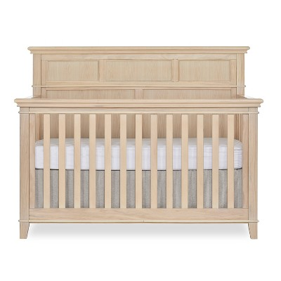 Sweetpea Baby Dover 4-in-1 Convertible Crib - Vintage White Oak