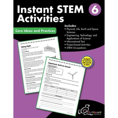 CREATIVE TEACHING Gr6 Instant Activities Workbook 8198