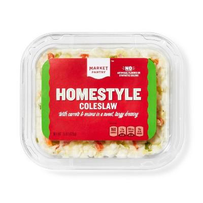 Homestyle Coleslaw - 15oz - Market Pantry™