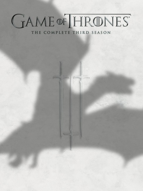 Game of Thrones: The Complete Third Season (DVD) - image 1 of 1
