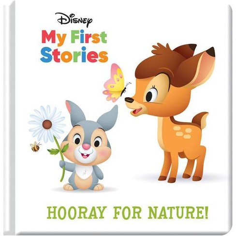 Disney My First Stories: Hooray for Nature! - (Hardcover) - image 1 of 4
