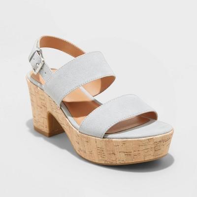Women's Demi Platform Heels - A New Day™
