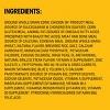 Pedigree Grilled Steak & Vegetable Flavor Small Dog Adult Complete Nutrition Dry Dog Food - image 3 of 4