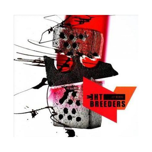 The Breeders - All Nerve (CD) - image 1 of 1