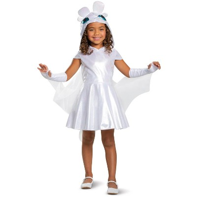 How to Train Your Dragon Light Fury Classic Child Costume
