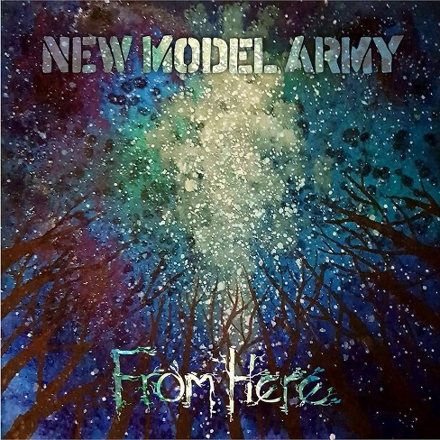 New Model Army - From Here (CD) - image 1 of 1
