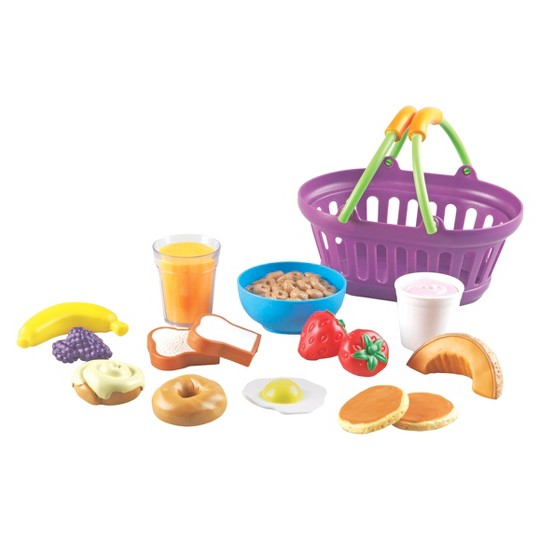 Learning Resources New Sprouts Breakfast Basket image number null
