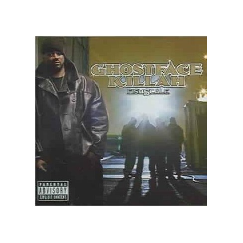 Ghostface Killah - Fishscale (CD) - image 1 of 1