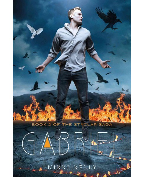 Gabriel (Reprint) (Paperback) (Nikki Kelly) - image 1 of 1