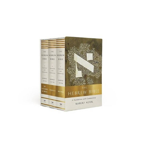 The Hebrew Bible - by  Robert Alter (Hardcover) - image 1 of 1