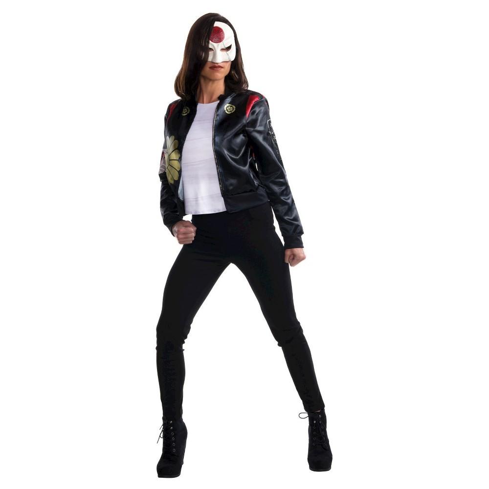 Suicide Squad Katana Women's Costume Small, Multicolored