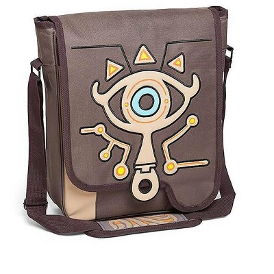 UCC Distributing Legend of Zelda Breath of the Wild Sheikah Slate Satchel Bag