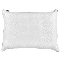 Tempur-Pedic King Cool Luxury Pillow Protector with Zipper Closure