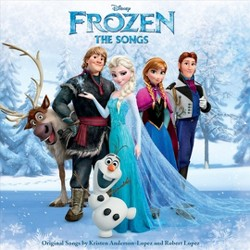 Frozen: The Songs (CD)