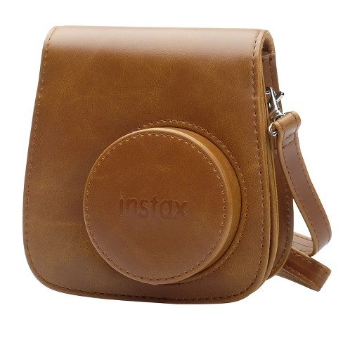 Fujifilm Instax Mini 9 Brown Groovy Camera Case - image 1 of 2