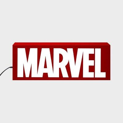 Marvel Logo Light Box