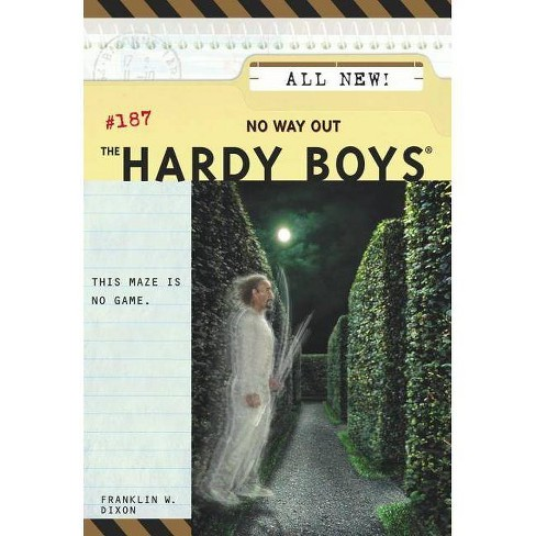 No Way Out - (Hardy Boys) by  Franklin W Dixon (Paperback) - image 1 of 1