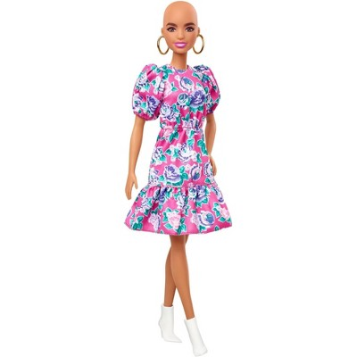 ​Barbie Fashionistas Doll - Pink Floral Dress