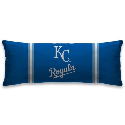 "MLB Kansas City Royals 20""x48"" Body Pillow - image 1 of 1"