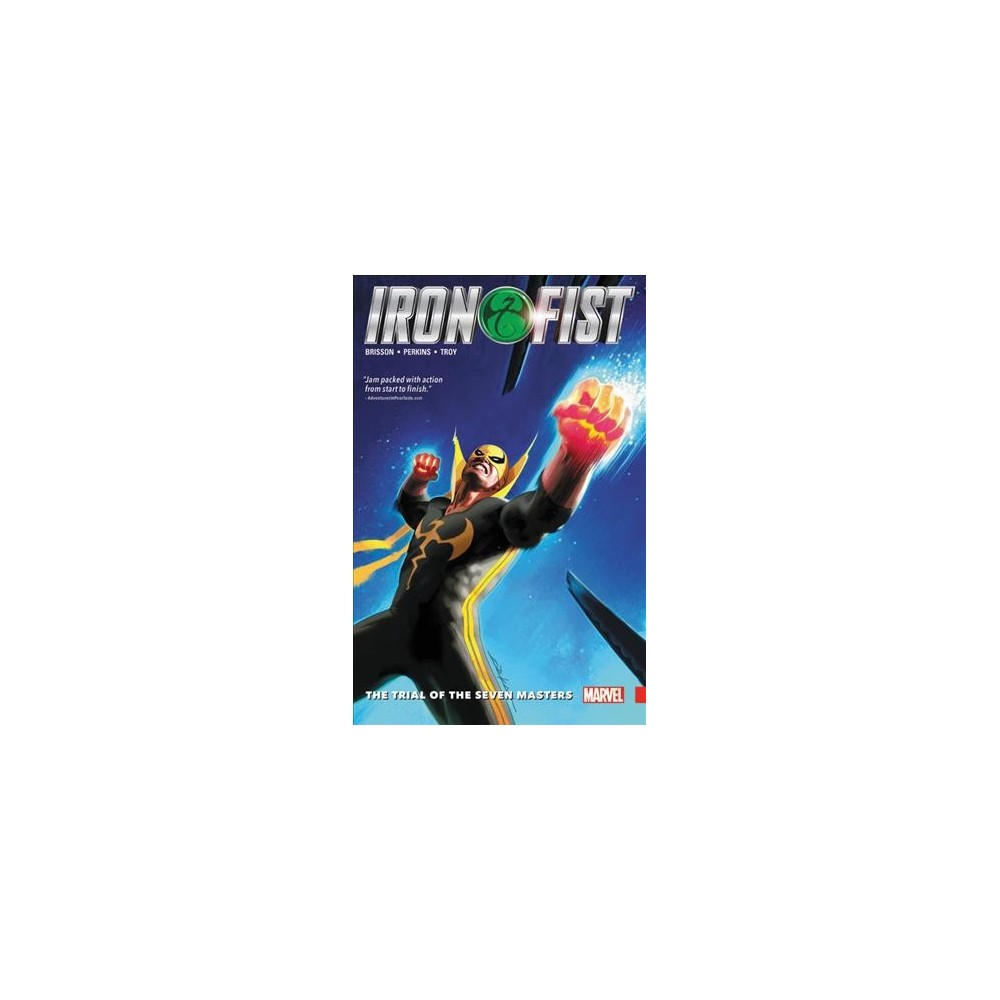 Iron Fist 1 : The Trial of the Seven Masters (Paperback) (Ed Brisson)
