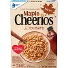 Maple Cheerios Breakfast Cereal - 10.8oz - General Mills - image 2 of 3
