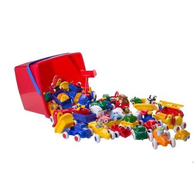Viking Toys Mixed Assortment Bucket Set - 30pc