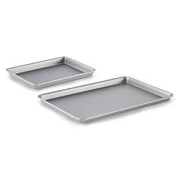 Calphalon Nonstick 2pc Brownie Pan & Baking Sheet Set