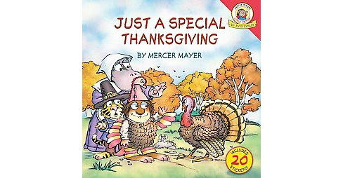 Just a Special Thanksgiving (Paperback) (Mercer Mayer) - image 1 of 1