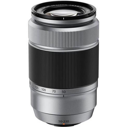 Fujifilm XC 50-230mm (76-350mm) F4.5-6.7 OIS II Lens - Silver - image 1 of 1