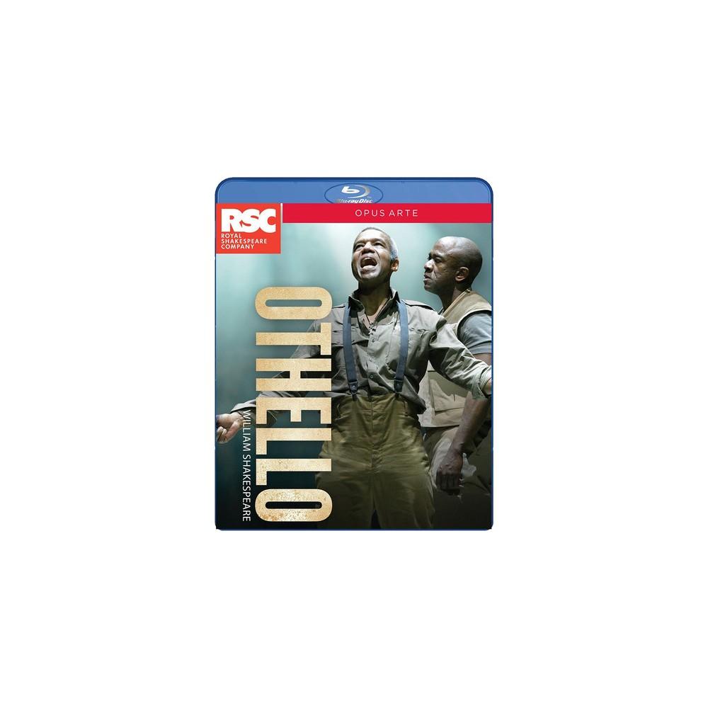 Othello (Blu-ray), Movies