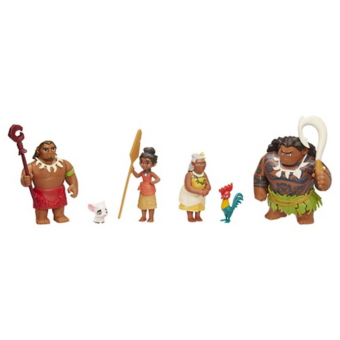 Disney Moana Adventure Pack - image 1 of 2