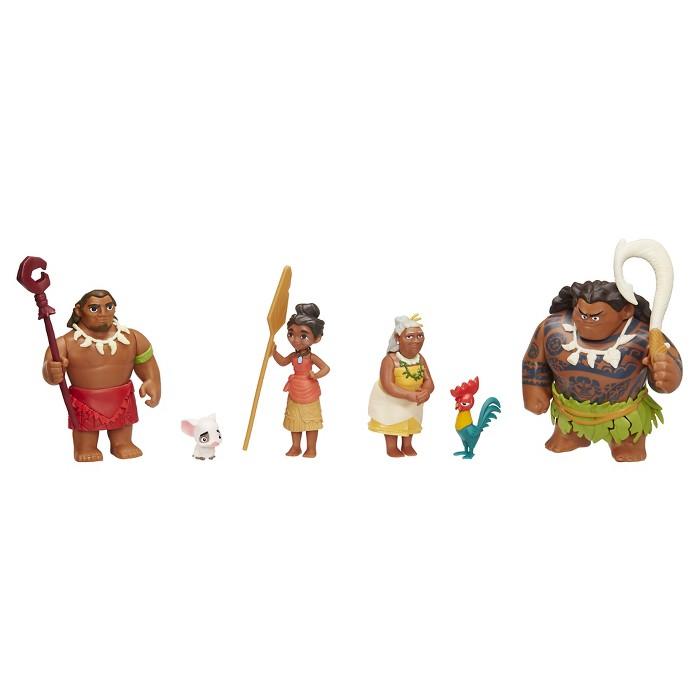 Disney Moana Adventure Pack - image 1 of 2