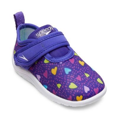 Speedo Toddler Girls' Shore Explore Water Shoes - Hearts