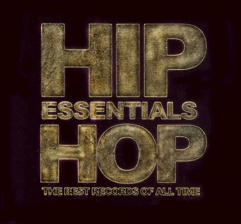 Various - Hip hop essentials box set (CD) - image 1 of 1