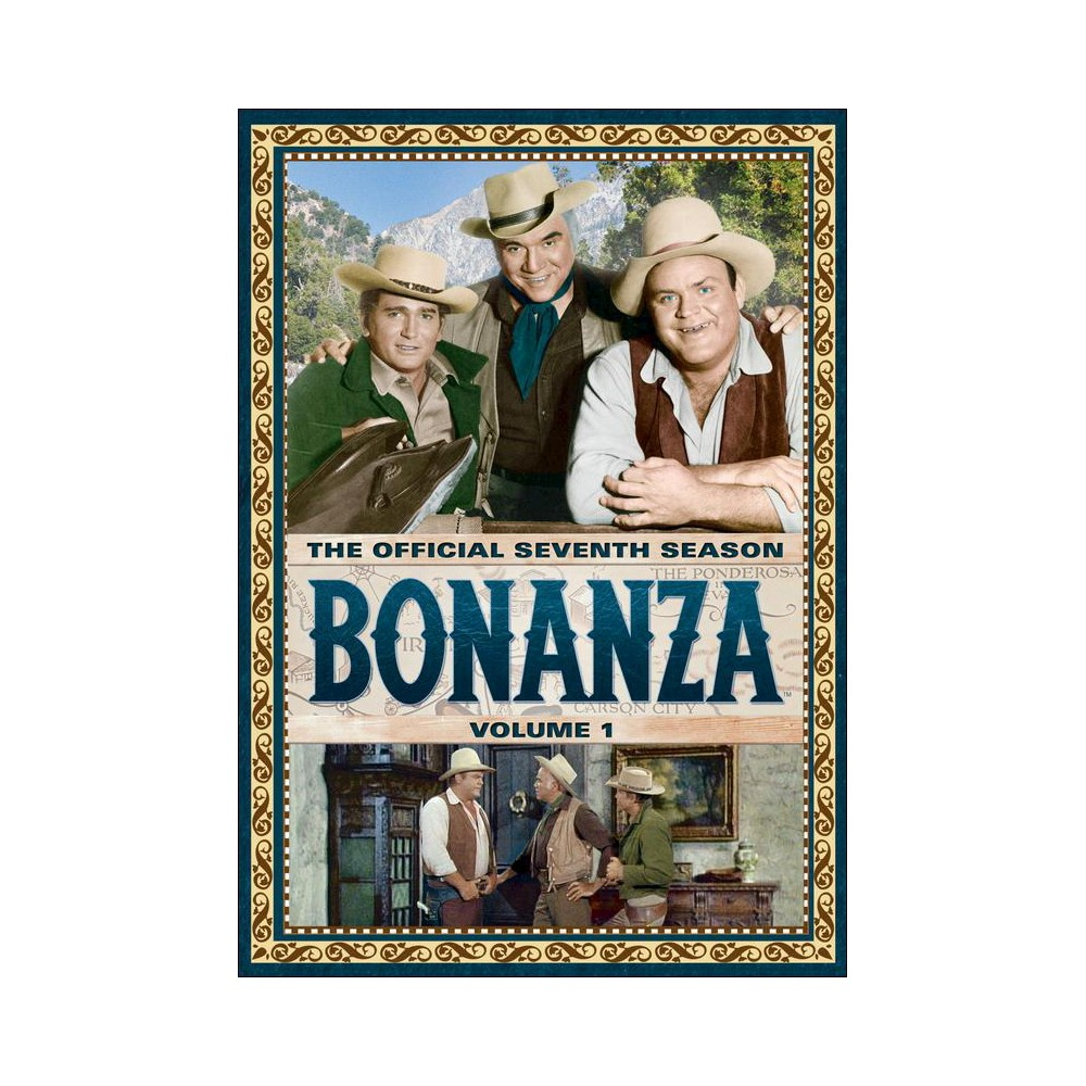 Bonanza:Official Seventh Season V 1 (Dvd)