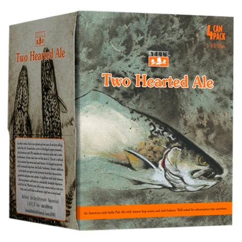 Bell's® Two Hearted Ale - 4pk / 16oz Bottles - image 1 of 1