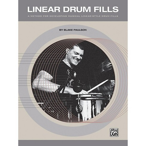 Alfred Linear Drum Fills Book - image 1 of 1