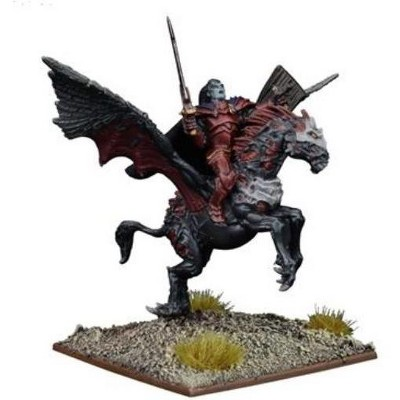 Vampire on Undead Pegasus Miniatures Box Set
