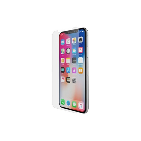 iPhone X Tempered Glass Screen Protector - image 1 of 2
