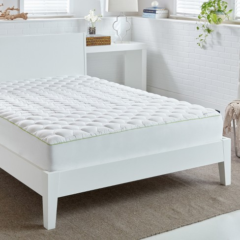 White Hyper-Cotton 4.0 Mattress Pad - Bedgear - image 1 of 2