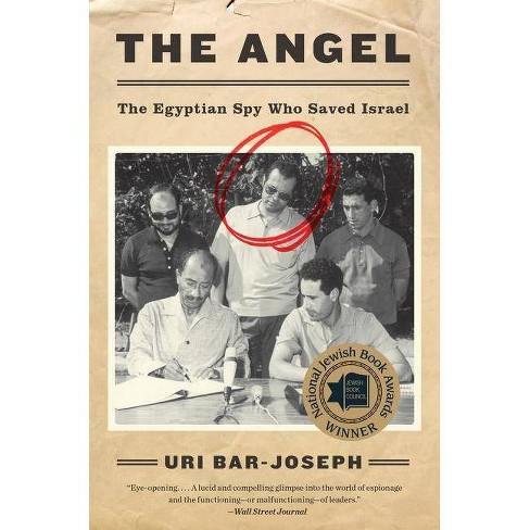 The Angel - by  Uri Bar-Joseph (Paperback) - image 1 of 1
