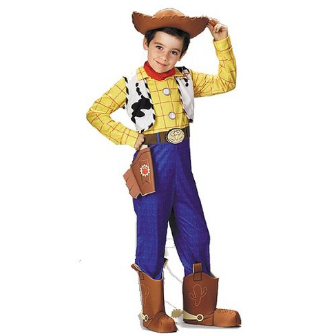 Disney Toy Story Boys  Woody Costume Small (4-6)   Target af8994b1782